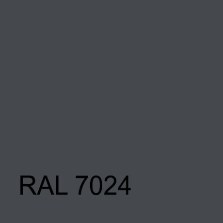 RAL 7024