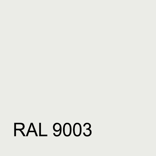RAL 9003
